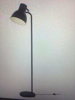 IKEA Hektar floor lamp, dark grey