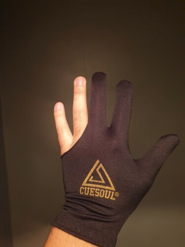 New 4x Cuesoul Snooker Pool Gloves