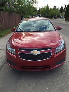 2014 Chevrolet Cruze 1.4L engine