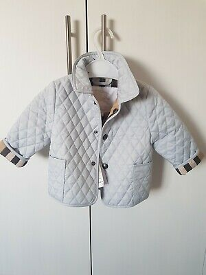 Burberry baby jacket 6 months