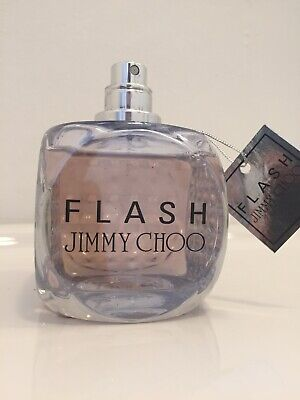 jimmy choo flash perfume 100ml Hardly Used See Details.