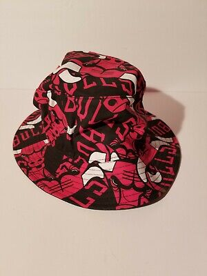 Chicago Bulls Floppy Bucket Hat