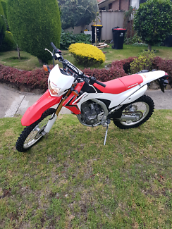 honda crf250r | motorcycles | gumtree australia frankston area