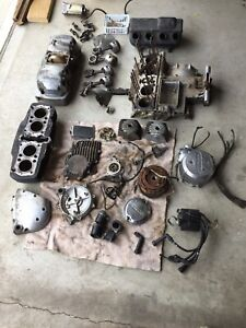 Spare engine parts Honda CB750 K2
