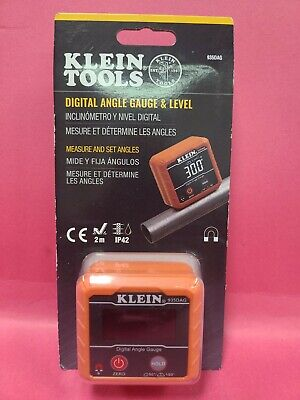 Klein Tools 935dag Digital Angle Gauge And Levelupc2376