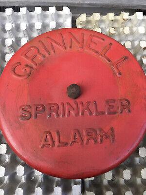 Fire Sprinkler Water Motor Gong Alarm Bell
