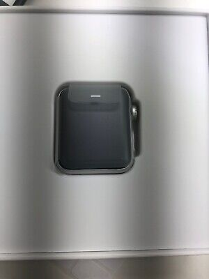 New FACE ONLY Apple iWatch A1858 Series 3 (38mm) Silver Aluminum Case GPS
