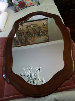 Beautiful wooden mirror Stoneville Mundaring Area Preview