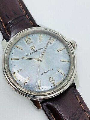 Vintage Girard-Perregaux Gyromatic Automatic Wrist Watch