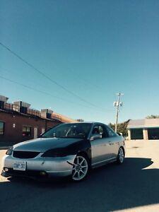 2002 Honda Civic si