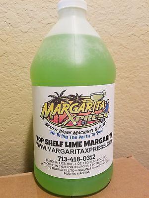 Case Of 6 - Margarita Granita Slush Frozen Drink Machine Mix Margarita Xpress