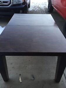 NEW Wood Table