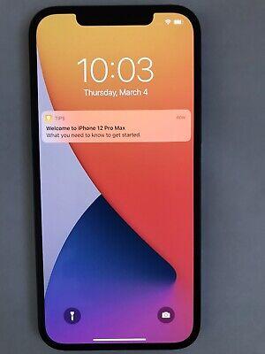 Apple iPhone 12 Pro Max Pacific Blue 128gb Spectrum
