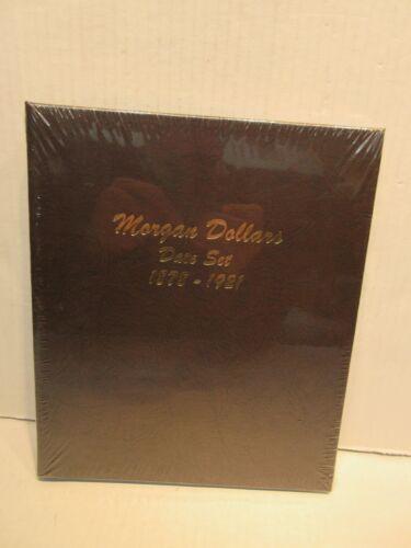 Dansco Coin Album # 7171 Morgan Dollars Date Set 1878 - 1921