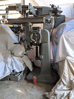 Precision Fratelli Troglia Torino Pantograph Engraver