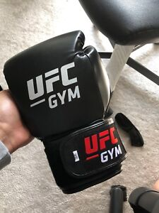 Official ufc boxing gloves.