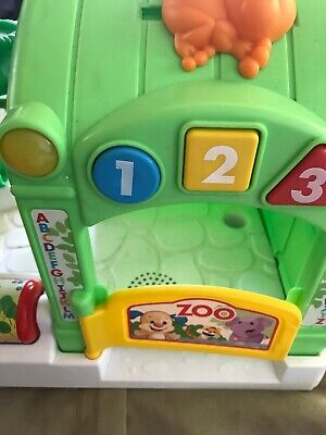 Learning Talking House ABC's & Numbers