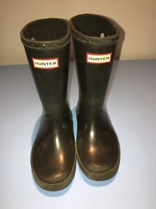 Botte de pluie de marque Hunter