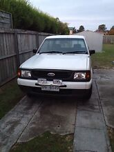 Dual cab $1000 firm 5 mths rego George Town George Town Area Preview
