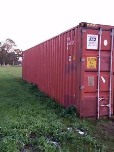 40 Foot Sea Container Forrestfield Kalamunda Area Preview