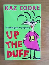 Up the Duff by Kaz Cooke -  Like New Condition Cherrybrook Hornsby Area Preview