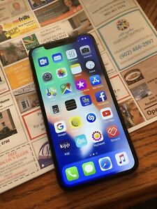 Unlocked iPhone X 64gb