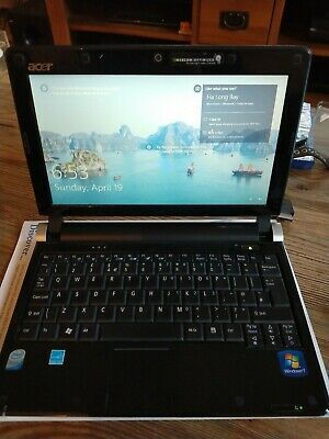 "Acer Aspire One D250 KAV60 - 60GB - 10.1"" Screen"