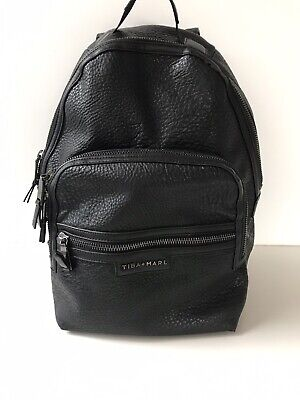 Tiba + Marl Baby Fake Leather Backpack Baby Bag -Retails $285 New. Current Range