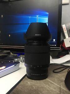 Sony FE 3.4-5.6 28-70 OSS