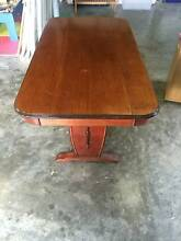 Vintage timber - Church Pew style table Enoggera Brisbane North West Preview