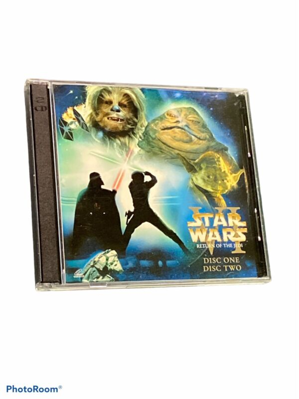 Star Wars: Return of the Jedi ~ Original VCD Premiere ~ Video CD [2 Discs]