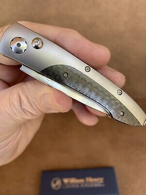 William Henry B10 A250-CF Knife