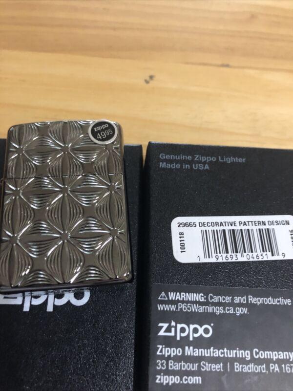 "zippo lighter-""Dcorative Pattern Design-2015"