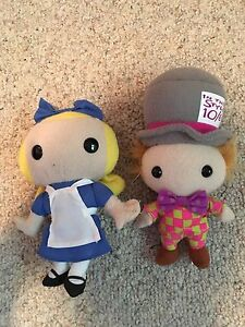 Disney Funko Alice in Wonderland Plush