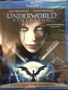 Underworld evolution bluray (sealed)