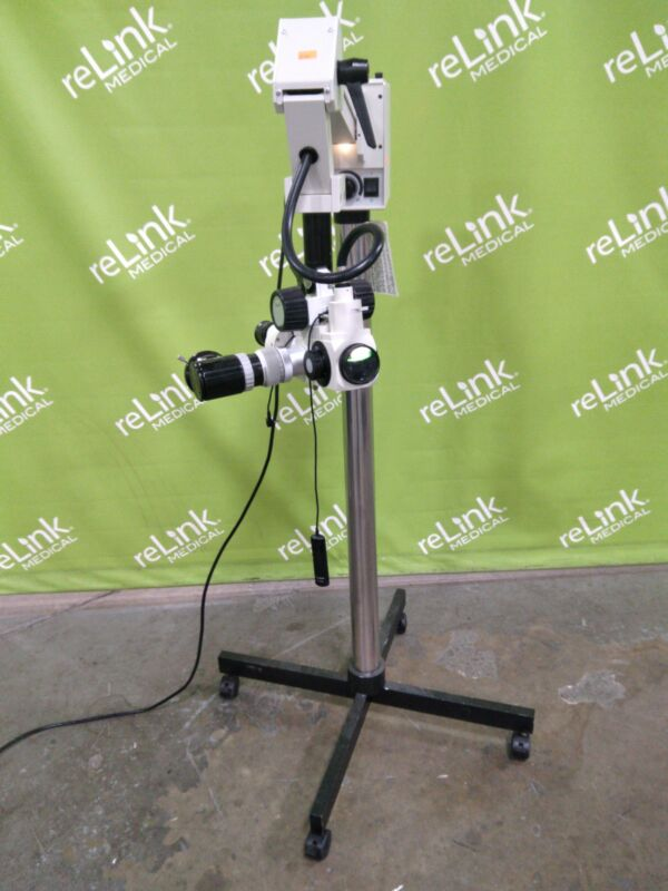 Wallach Zoomscope Colposcope