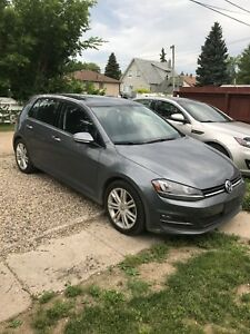 2015 FULLY LOADED GOLF TDI LOAN TAKEOVER