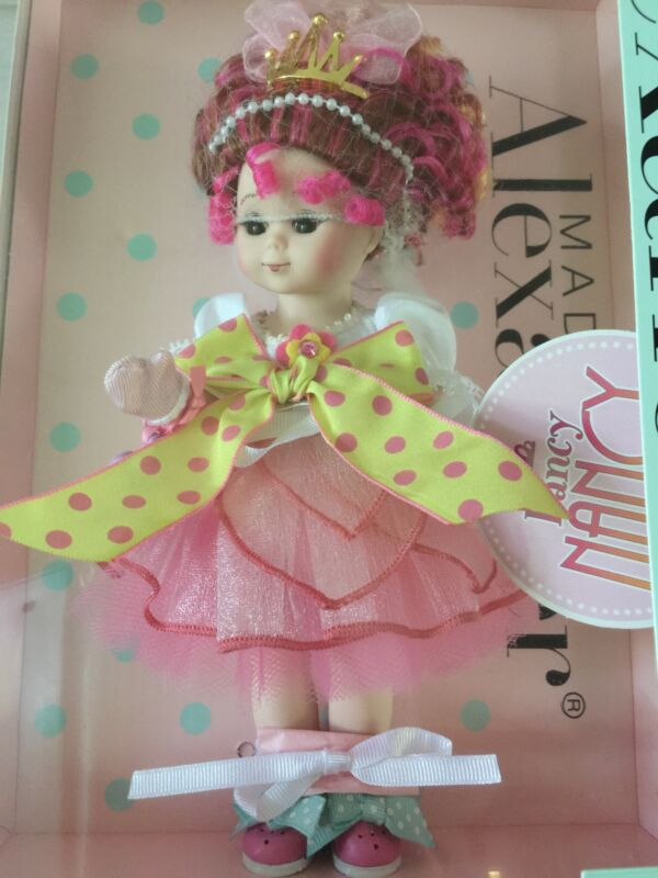 Retired Fancy Nancy Tea Party 8 inch Madame Alexander Storytime Collection NIB