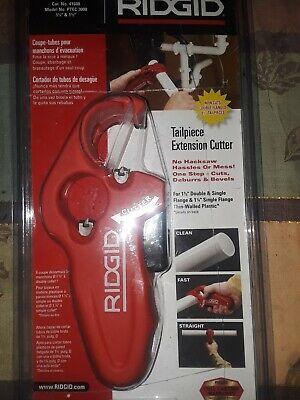 Rigid 41608 Pvc Pipe Cutter