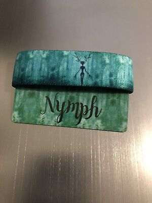 Nymph Zox Strap Reversible Wristband NEW