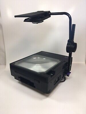 Dukane Starfire SF4030 Portable Overhead Transparency Projector (See Pictures)