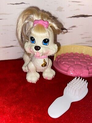 Fisher Price Snap' N Style Ginger Shih Tzu