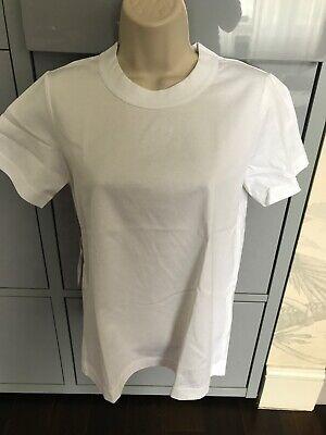 Women's Junya Watanabe Comme des Garçons white T-shirt size M