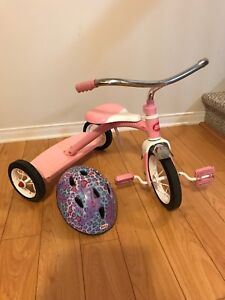 Tricycle Radio Flyer rose