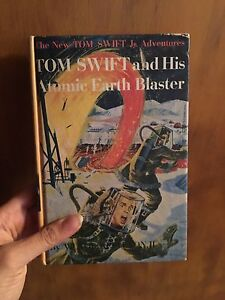 Tom swift and his atomic earth blaster (1954)