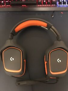 logitech g231 headset WILLING TO NEGOTIATE