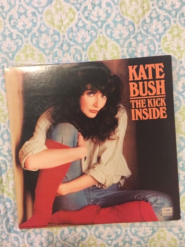 Kate Bush The Kick Inside Record LP EMI America