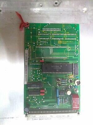 Berthold Lb3976-2 090901-1180 Calendarbeeper Board For Nichols 160 Luminometer