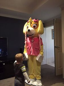 Paw patrol skye costume hire Southern River Gosnells Area Preview
