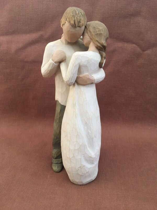 """Willow Tree Figurines """"Promise"""" by DEMDACO"""